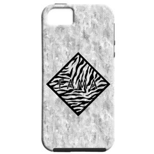 Image of FAMA x Case-Mate | Concrete Logo iPhone 5 case