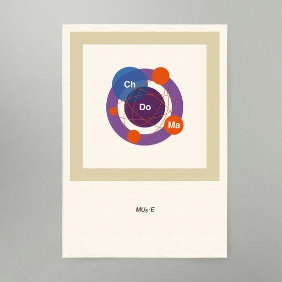 Image of MU5+E Art Print NEW