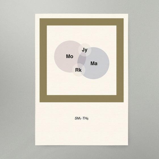 Image of SM1+TH5 Art Print