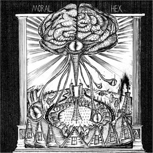 """Image of MORAL HEX - S/T 12"""""""