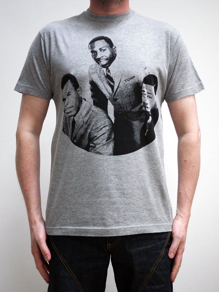 Image of the iMPRESSiONS t Shirt Chicago Grey