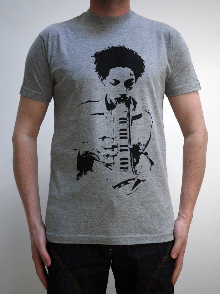 Image of Augustus Pablo A.P Special t shirt Chicago Grey