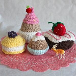 Image of 3 Pâtisseries