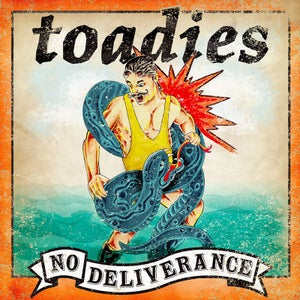 Image of Toadies : No Deliverance CD