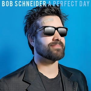 Image of Bob Schneider : A Perfect Day 12""