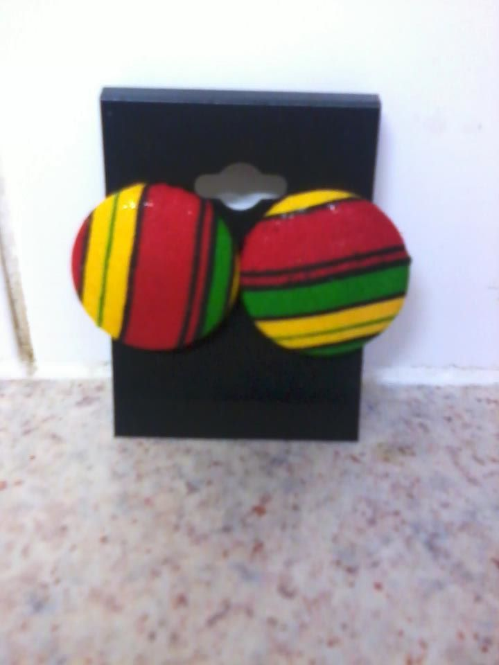 Image of Vekras Red/Yellow/Green/Black Set
