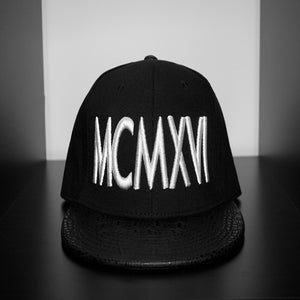 Image of BLANC MCMXVI CAYMAN STRAPBACK