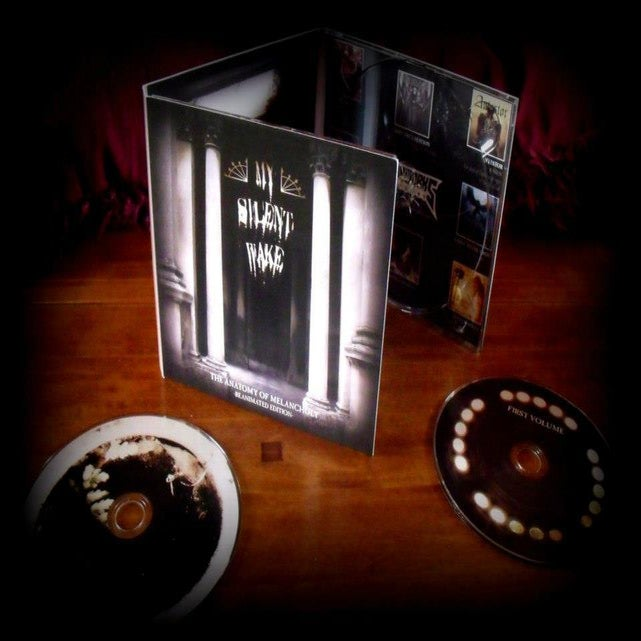 Image of The Anatomy of Melancholy - Reanimated Edition - double CD digi