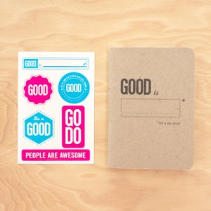 Image of GOOD Scoutbook