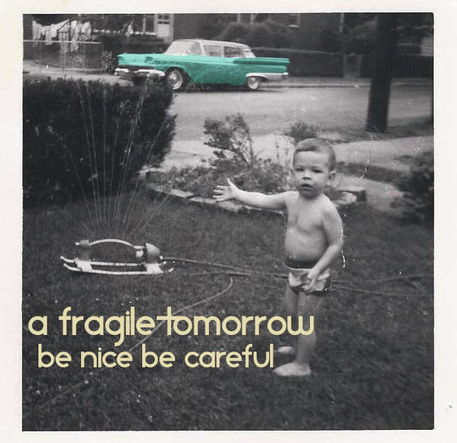 Be Nice Be Careful (CD)