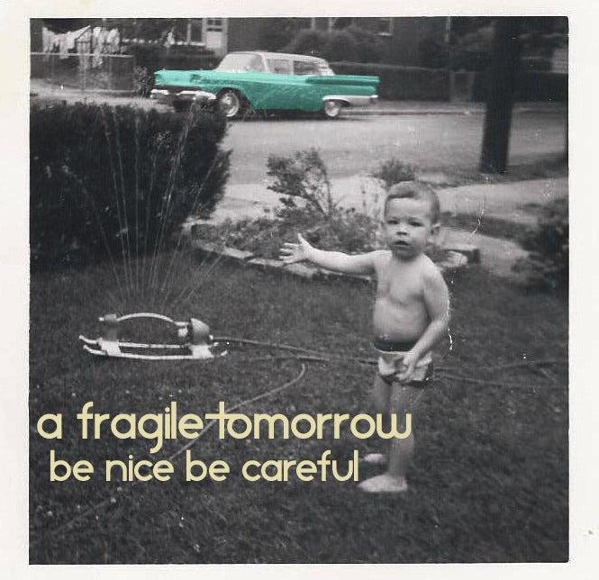 Be Nice Be Careful (CD)