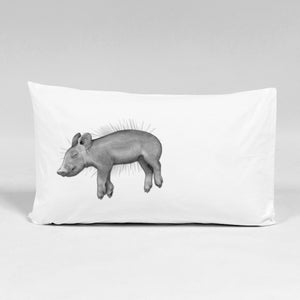 Image of Silence Of The Ham — Pillowcase
