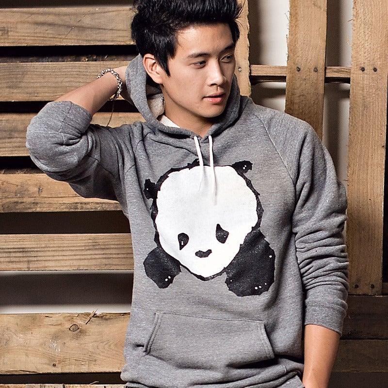 """Image of """"Baby Panda"""" Unisex Pullover Hoodie"""