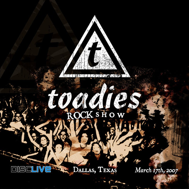 Kirtland Records Toadies Rock Show Live In Dallas