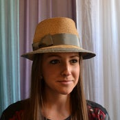 Image of Beach Fedora - SILVER