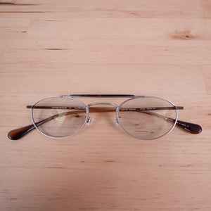 Image of Oliver Peoples x Soloist - Round Eyeglasses