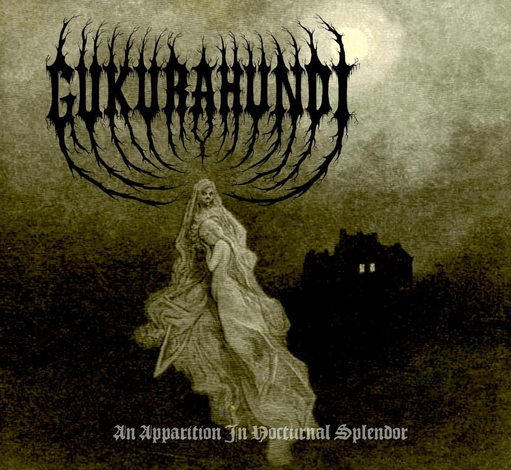 Image of Gukurahundi- An Apparition In Nocturnal Splendor (DIGIPAK)
