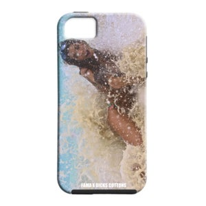 Image of FAMA x DICKS COTTONS x Case-Mate | iPhone 5 case