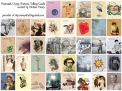 Image of Postmark Gypsy Fortune Telling Cards