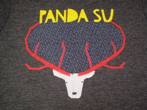 Image of 'Stag' Panda Su Tee (WOMENS)
