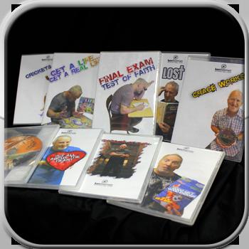 Image of Sermon Video DVD