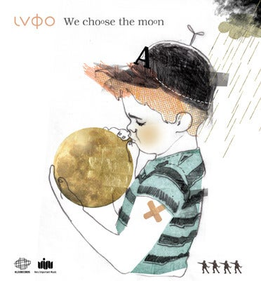 Image of Info - We Choose The Moon