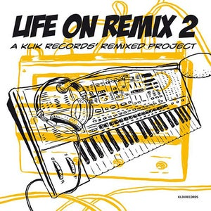 Image of V/a - Life On Remix 2