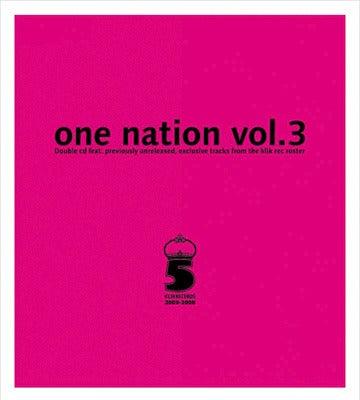 Image of V/a -  One Nation 3