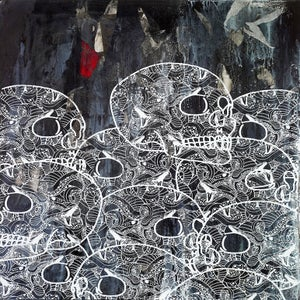 Image of Ben Allen - Viper Skulls, Specular Reflection (Original)