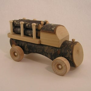 Image of Logging Truck - Large