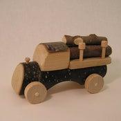 Image of Logging Truck - Medium