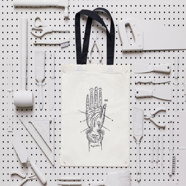 Image of Palm Reader Tote