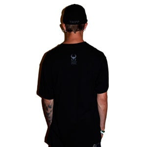 Image of Ak - Black (Tee)