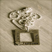 Image of Window Necklace