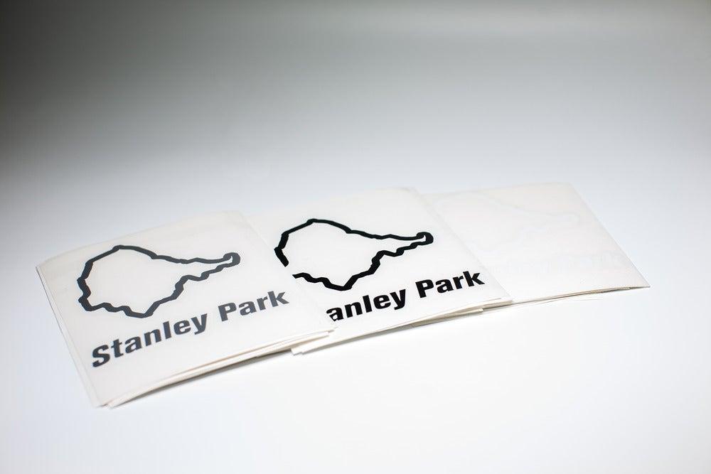 Staticshop Stanley Park Sticker