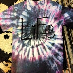 Image of Life shirt spiral