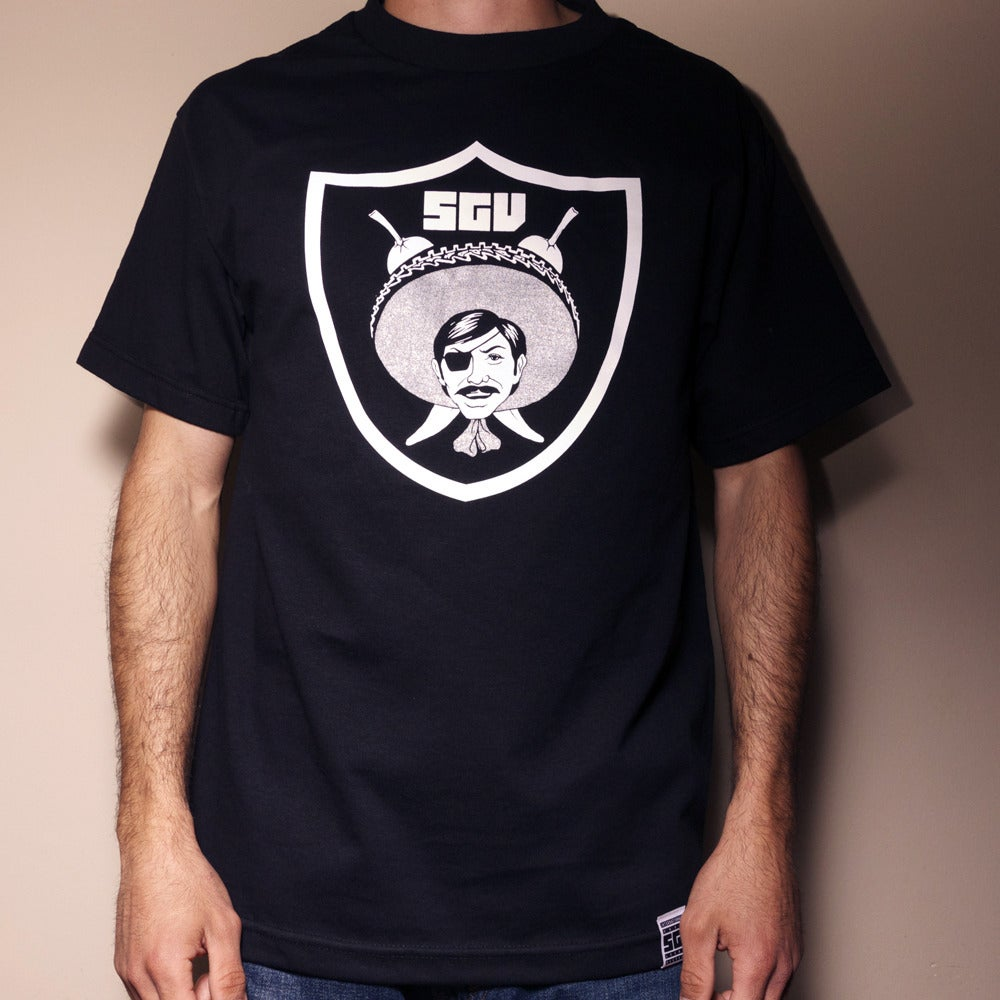 Image of SGV Commitment To Spiciness tshirt