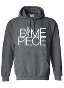 Image of DJ Dimepiece Grey Hoodie