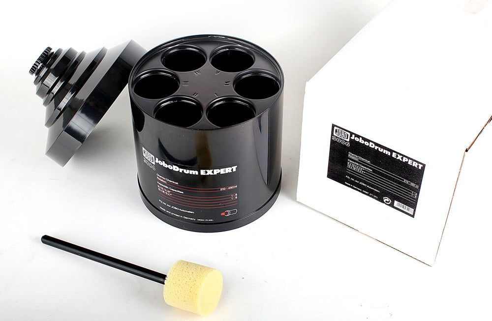 Image of Jobo Expert drum 3006 for up to 6 sheets of 4X5 or 5X7 (NEW)