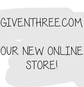 Image of giventhree.com