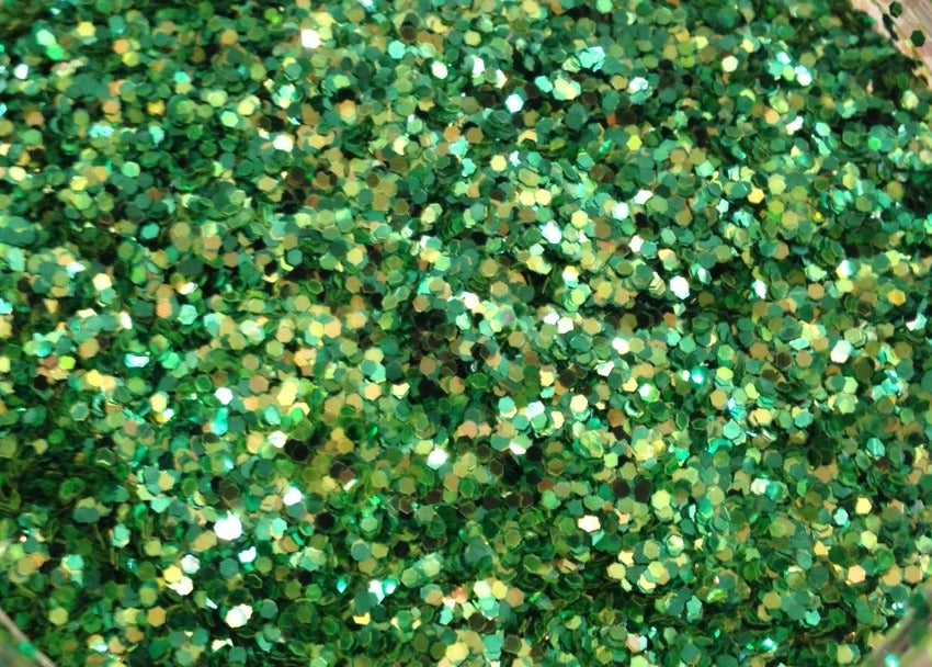 Image of GREEN MACHINE METAL FLAKE