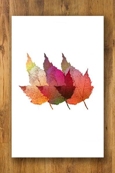 Image of Three Leaves