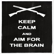 Image of Keep Calm Print
