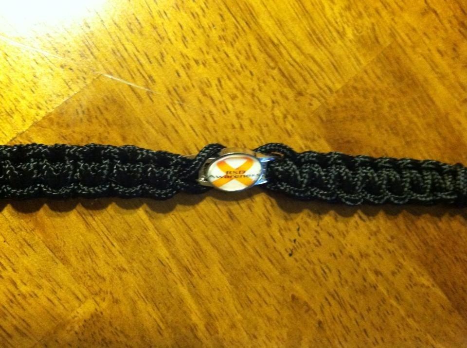 Image of RSD Awareness Bracelet (Simple Loop)