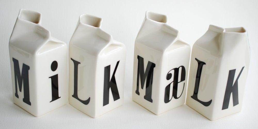 Image of M I L K Jug