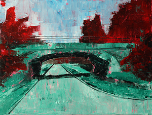 "Image of ""Overpass""<br>Print"