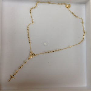 Image of Rosary Bead Necklace