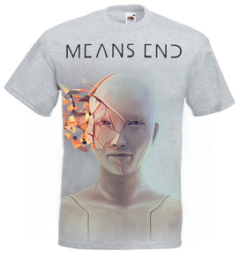 Image of MEANS END - THE DIDACT T-SHIRT [Pre-order]