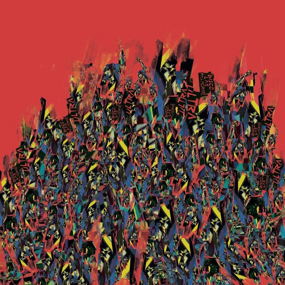 Image of DISCO LAS PALMERAS! 'Ultra'