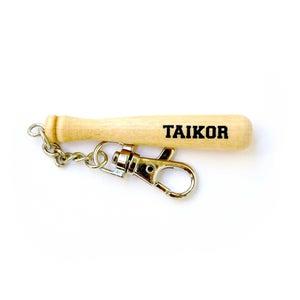 Image of TAIKOR Baseball Bat Keychain